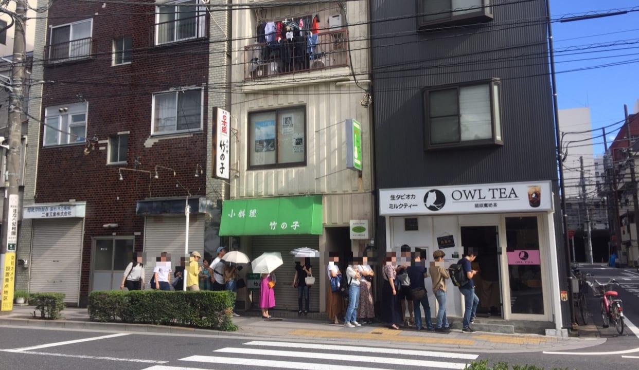 錦糸町OWLの外観