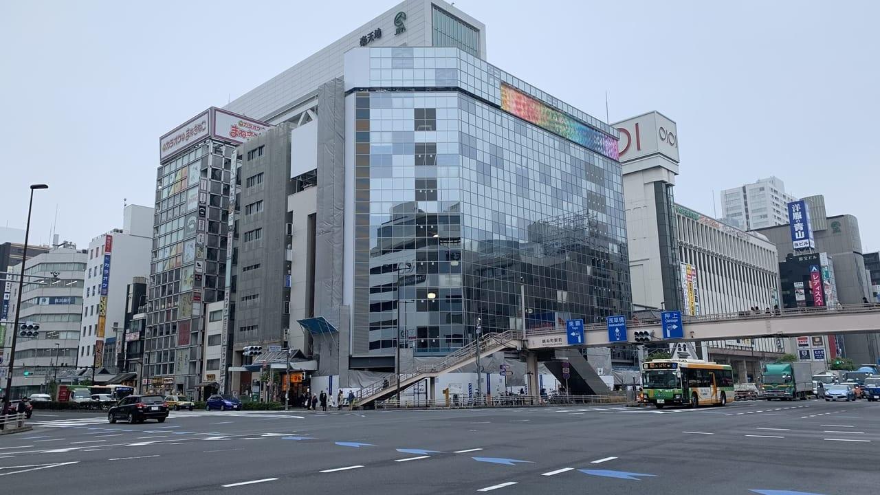 錦糸町プラザビル全景