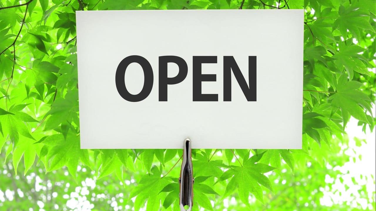 オープン告知イメージ