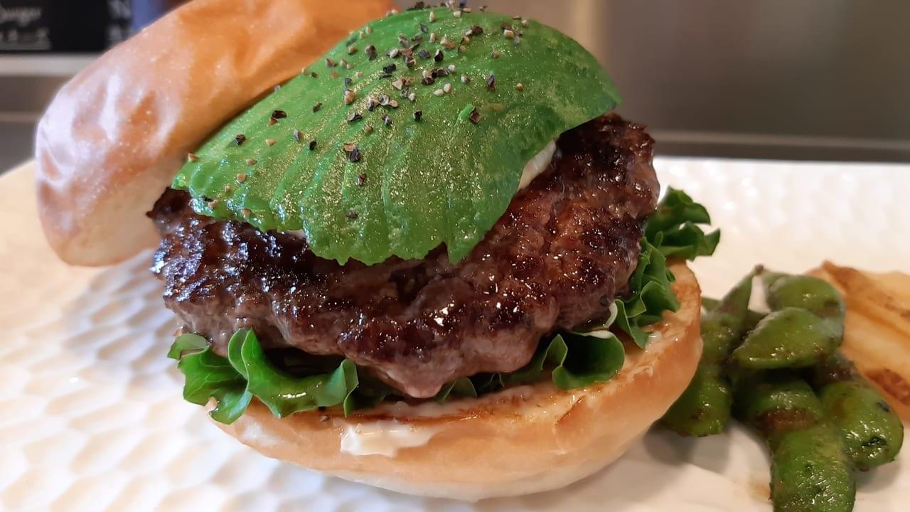burgerburgerアボカド